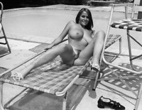 USCHI DIGARD  Big Boobs Classic Glamour 10 x 8 Photo No 8