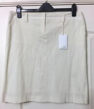 "BNWT GORGEOUS ""PRINGLE OF SCOTLAND"" 'KATRINA' KNEE LENGTH PENCIL SKIRT SIZE 14"