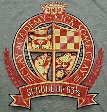 """School of 63 1/2"" ClayFighter Bad Mr. Frosty Taffy Men's XL Shirt Shirtpunch"