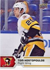 17/18 UPPER DECK AHL #79 TOM KOSTOPOULOS WILKES-BARRE/SCRANTON PENGUINS *47827