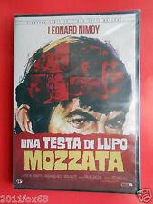 film dvd movie una testa di lupo mozzata baffled leonard nimoy rachel roberts gq