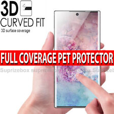Samsung Galaxy Note 10 Plus 5G PET SCREEN PROTECTOR CURVED FIT - Case Friendly