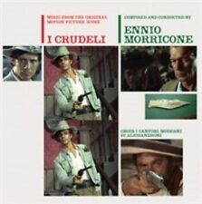 I Crudeli [Original Motion Picture Soundtrack] by Ennio Morricone (Vinyl, Mar-2015, Cherry Red)