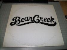 Bear Creek Super Rare Country Bluegrass Vinyl LP Lefevre Sound Records FAST SHIP