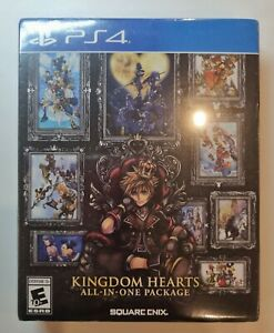 PS4 KINGDOM HEARTS All-In-One Package | Brand New | Sydney