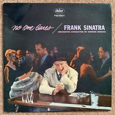 Frank Sinatra No One Cares Buy Up To 5 LPs For Combined Postage To UK Add