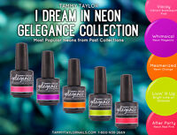 Tammy Taylor - I Dream In Neon Gelegance Collection - Choose your colors