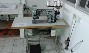 Durkopp-Adler 294 machine à coudre industrielle piqueuse plate point droit noué