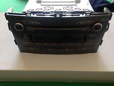 Toyota Auris 2007-2008 Car Stereo Audio System Unit - Toyota 86120-02520