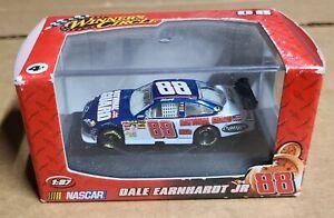 2008 DALE EARNHARDT JR #88 NATIONAL GUARD MOTORSPORTS AUTHENTICS 1:87 DIE CAST