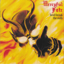 MERCYFUL FATE - DON'T BREAK THE OATH ( AUDIO CD in JEWEL CASE )