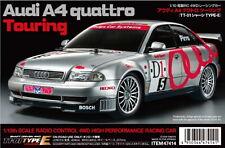 Tamiya 1:10 RC Audi A4 Quattro Touring (TT01E) 47414 Bausatz
