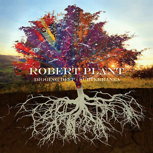 Robert Plant - DIGGING DEEP: SUBTERRANEA [CD]