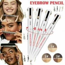 4 in1 Easy to Wear Eyebrow Contour Pen Defining & Highlighting Brow US HOT