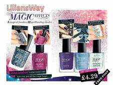AVON MATTE FINISH NAIL ENAMEL/MAGIC EFFECTS/MINERAL CRUSH~VARIOUS SHADE~FREE P&P