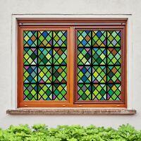 3D Platz 425NAM Fenster Film Drucken Aufkleber Haftendes Buntglas UV Fay