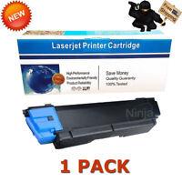 1 PK Compatible TK-592C Cyan Toner Cartridge For Kyocera Mita FS-C2026 FS-C2126