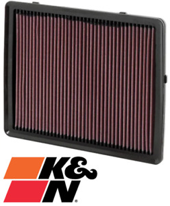 K&N REPLACEMENT AIR FILTER FOR HOLDEN CALAIS VZ ALLOYTEC LY7 3.6L V6