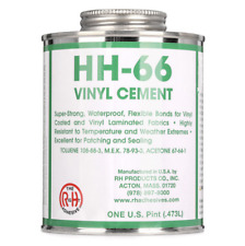 RH Adhesives HH-66 PVC Vinyl Cement with Brush 16 oz