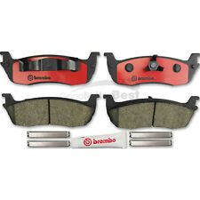 New Brembo Disc Brake Pad Set Rear P24083N Ford Lincoln