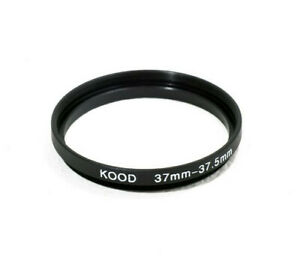 Kood Stepping Ring 37mm - 37.5mm Step Up ring 37-37.5mm 37mm to 37.5mm ring