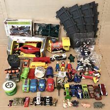 Job Lot of Vintage Toys/Parts - Playmobil, Burago, Tonka, Hot Wheels, Airfix
