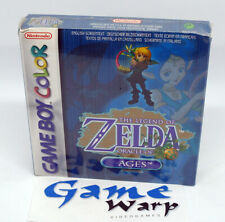 Zelda Oracle of Ages (GBA) - PAL - NUOVO - NEW SEALED
