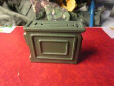 Twelve Inch G.I. Joe Accessories - Ammo Box