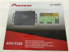 AVIC F260 Pioneer navegación vía satélite