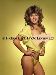 Samantha Fox A4 Print *Page 3* Yellow Outfit