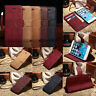 For Apple iPhone 6 6S Plus New Flip Leather Card Holder Stand Case Cover Wallet