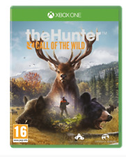 The Hunter Call of The Wild (physical game, Xbox One)