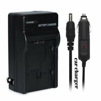 Battery Charger for Canon PC1589 PC1474 PC1585 PC1475 PC1590 CAMERA