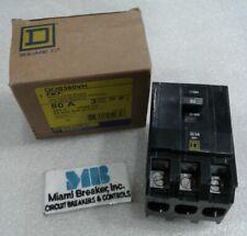 QOB380VH Square D 3P 80A 240V Circuit Breaker NEW