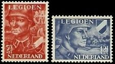 Netherlands WWII    1942  Legioen zegels    mnh/postfris c