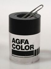 AGFA COLOR PAPER CLIP HOLDER, VINTAGE