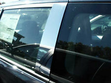 Chrysler Town and Country chrome pillar post trim stainless steel 4pc 2008-2016