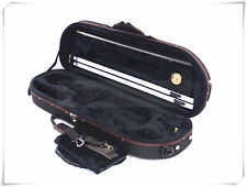 4/4 Pro. Enhanced Foamed Violin Case-Free String set/Free U.S Shipping - 850BKH