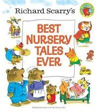 Best Nursery Tales Ever by Richard Scarry (Hardback, 2014)