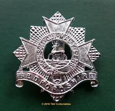 THE BEDFORDSHIRE & HERTFORDSHIRE REGIMENT CAP BADGE