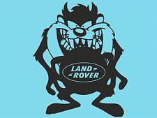 TAZ Land Rover Logo Sticker Vinyl Adesivo Con Finestra Auto Adesivo Laterale Auto Paraurti t19