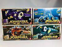 ABARANGER Bakuryu MEGAZORD set --- Power Rangers Dino Thunder BANDAI Japan #831