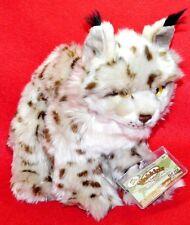 Webkinz Signature Endangered Species Collection Iberian Lynx IN HAND!