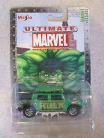 2002 Maisto Ultimate Marvel The Incredible Hulk Humvee