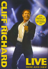 Cliff Richard : Live, here and now (DVD)