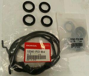 12341-P13-000 OEM HONDA H22A VALVE COVER GASKET TUBE SEAL SET DOHC VTEC