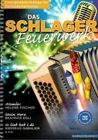 Steirische Harmonika Noten : Das Schlager Feuerwerk - LEICHT (m. Audio-Download)