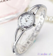 Womens New Wrist Watches Rhinestone Analog Quartz Watch