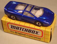Matchbox MB 31 Jaguar XJ220 in hobby box 1993