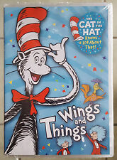 Cat in the Hat Knows a Lot About That! Wings & Things - DVD - NEW/SEALED - 2010